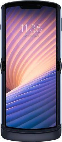 Motorola - Moto Razr 5G 256Gb Unlocked - Polished Graphite - PAJS0007US - 840023203978
