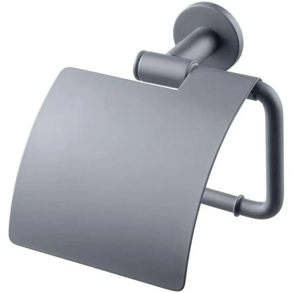 Tapwell TA236 Ascot Grey. Toalettpappershållare med lock