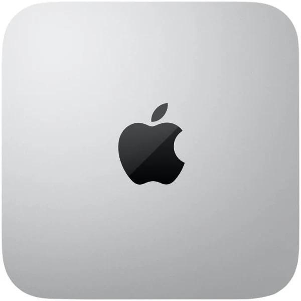 Apple Mac mini M M1 8 GB DDR4-SDRAM 256 GB SSD Silver Mini PC macOS