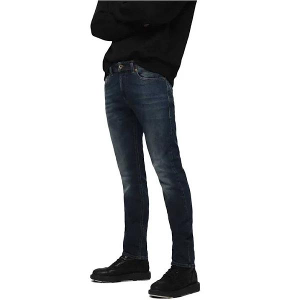 DIESEL MEN Thommer Byxor Blå - 36 - Herr > Jeans