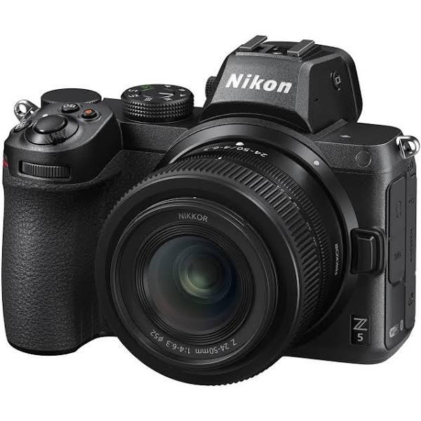 Nikon Z5 + 24-50