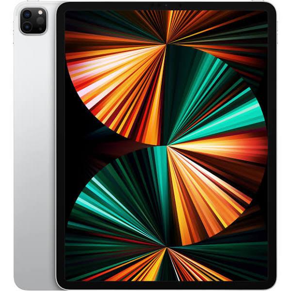 Apple iPad Pro 12.9 Wifi 256 GB - Silver (5th Gen)