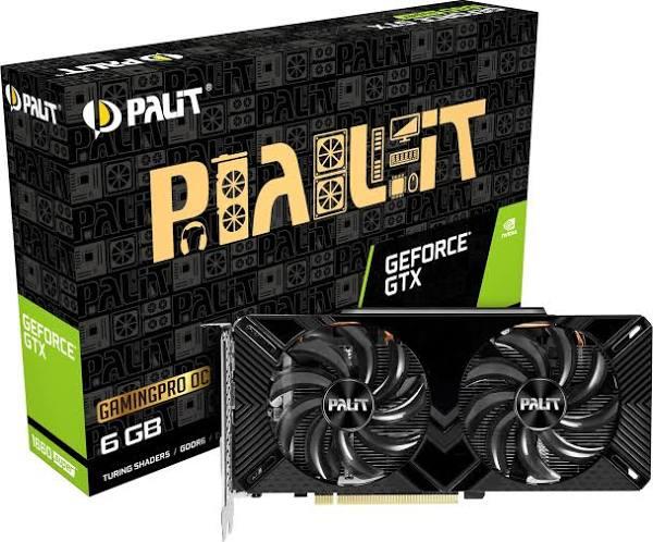 Palit GeForce GTX 1660 Super Gaming Pro OC 6GB