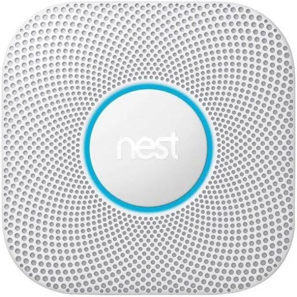 Google Nest Protect Battery Smart brandvarnare