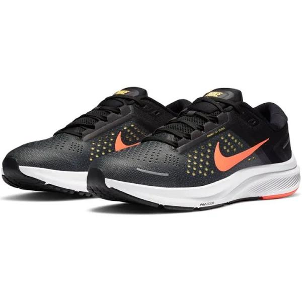 Nike Air Zoom Structure 23 Running Shoes FA20 - Black - 13