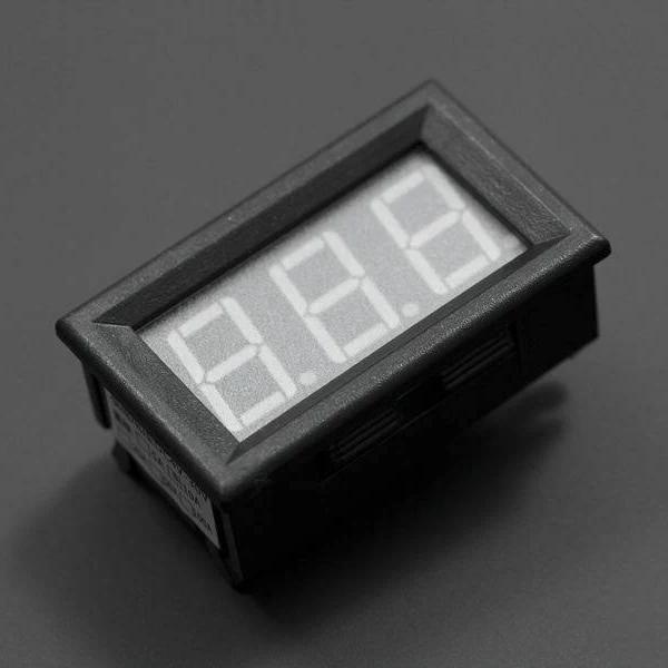 DFRobot LED Current Meter 10A (Blue) [DFR0244-B]