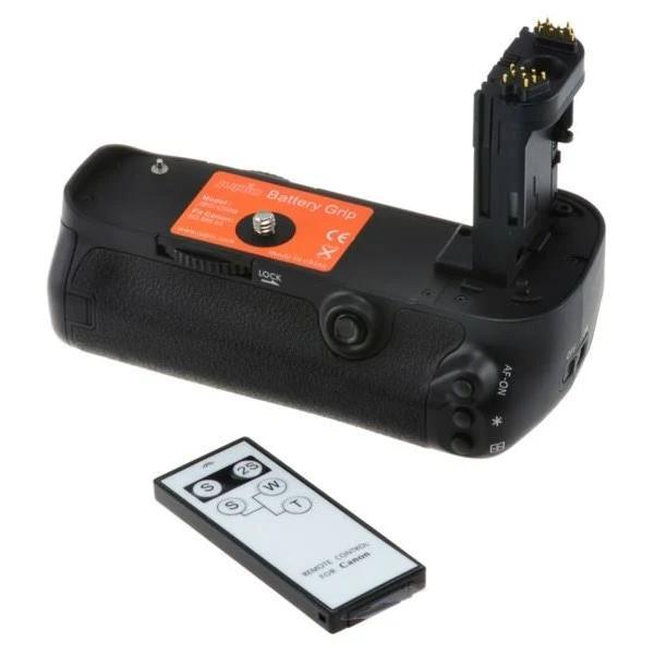 Jupio Batterigrepp BG-E11 till Canon EOS 5D Mark III