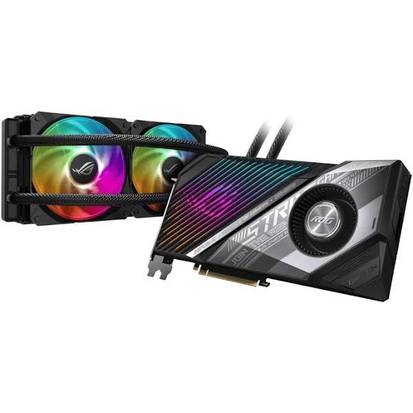 Asus Radeon Rx 6800 Xt Rog Strix Gaming Lc Oc 16gb