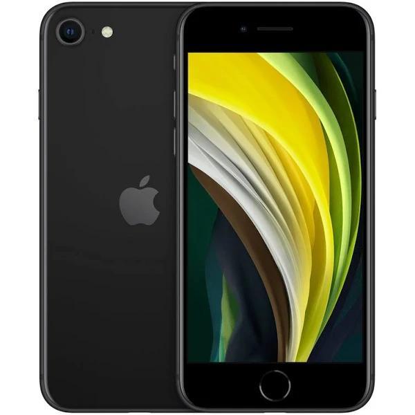 Apple iPhone SE (2020) 256GB A2296 Dual sim (nano-SIM + eSIM)- Black