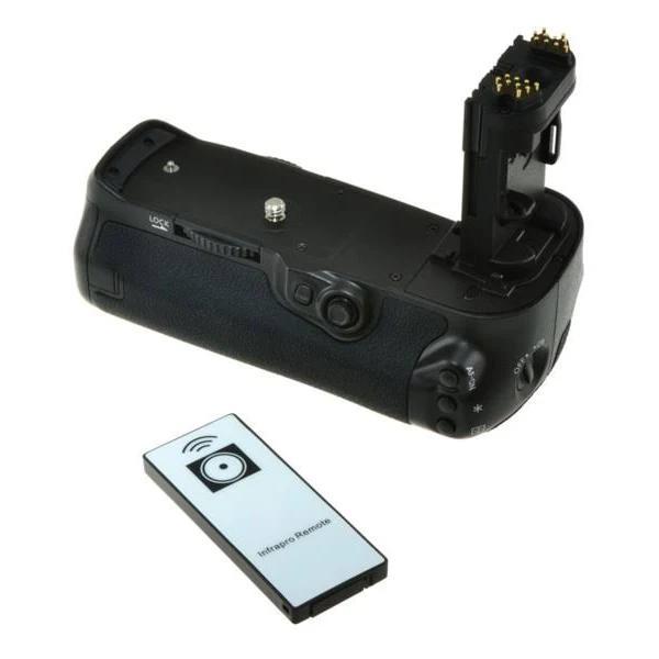 Jupio Batterigrepp Canon EOS 6D (BG-E13)