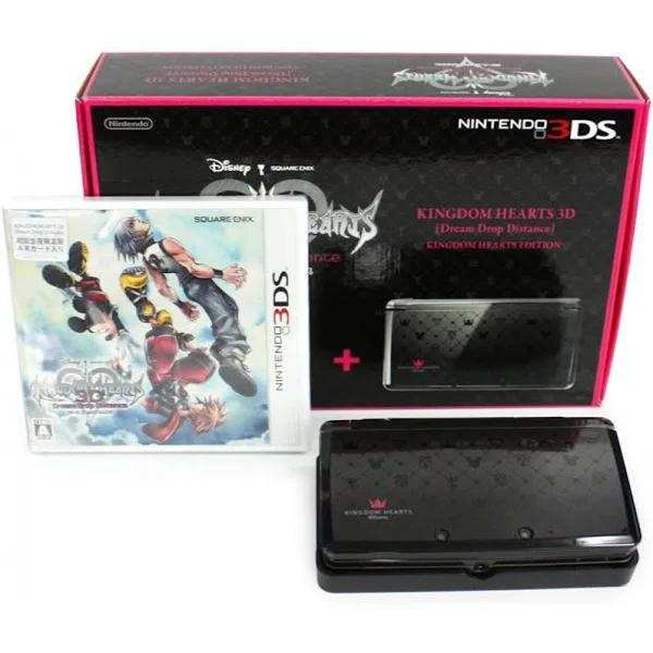 Nintendo 3DS (Kingdom Hearts 3D: Dream Drop Distance Edition)