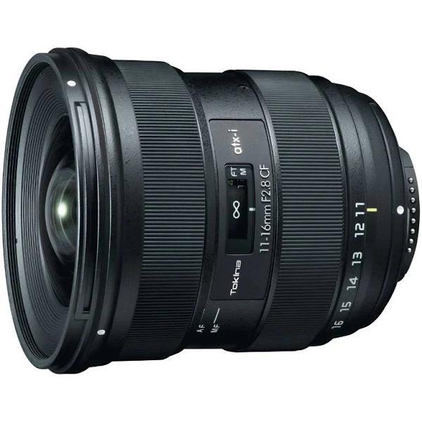 Tokina ATX-I 11-16mm F2.8 CF for Nikon F