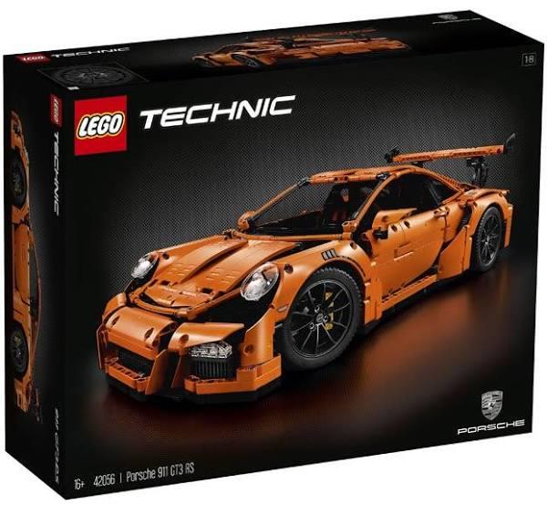 LEGO 42056 Porsche 911 GT3 RS - LEGO Technic