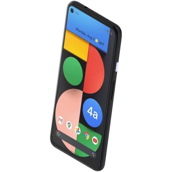 Google Pixel 4a 5G 6GB/128GB (Nano SIM + eSIM) - Jet Black