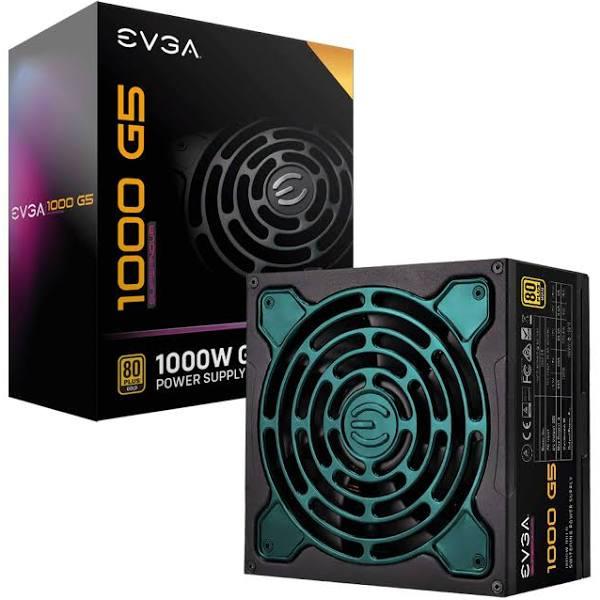 Evga Supernova 1000 G5 1000watt 80 Plus Gold