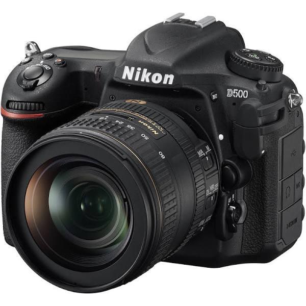 Nikon D500 + Af-s Dx 16-80/2.8-4e Ed Vr