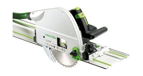 Festool TS 75 EBQ-FS Sänksåg