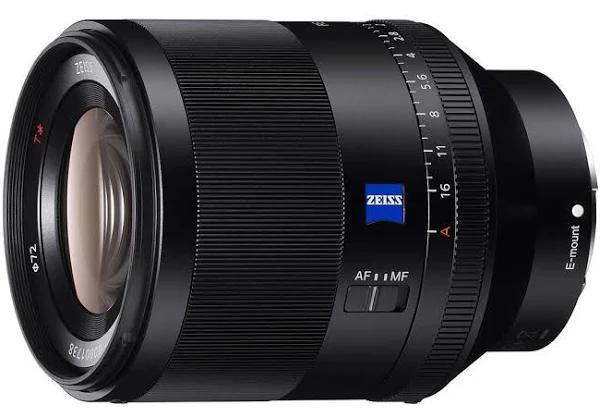 Sony Planar T FE 50mm f/1,4 ZA