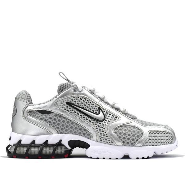 Nike Air Zoom Spiridon Cage 2 Metallic Silver Marathon Running Shoes/Sneakers CJ1288-001 (Size: US 10.5)