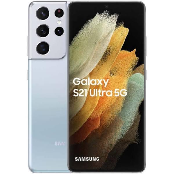 Samsung Galaxy S21 Ultra Exynos 5G 12GB/256GB Dual Sim - Silver