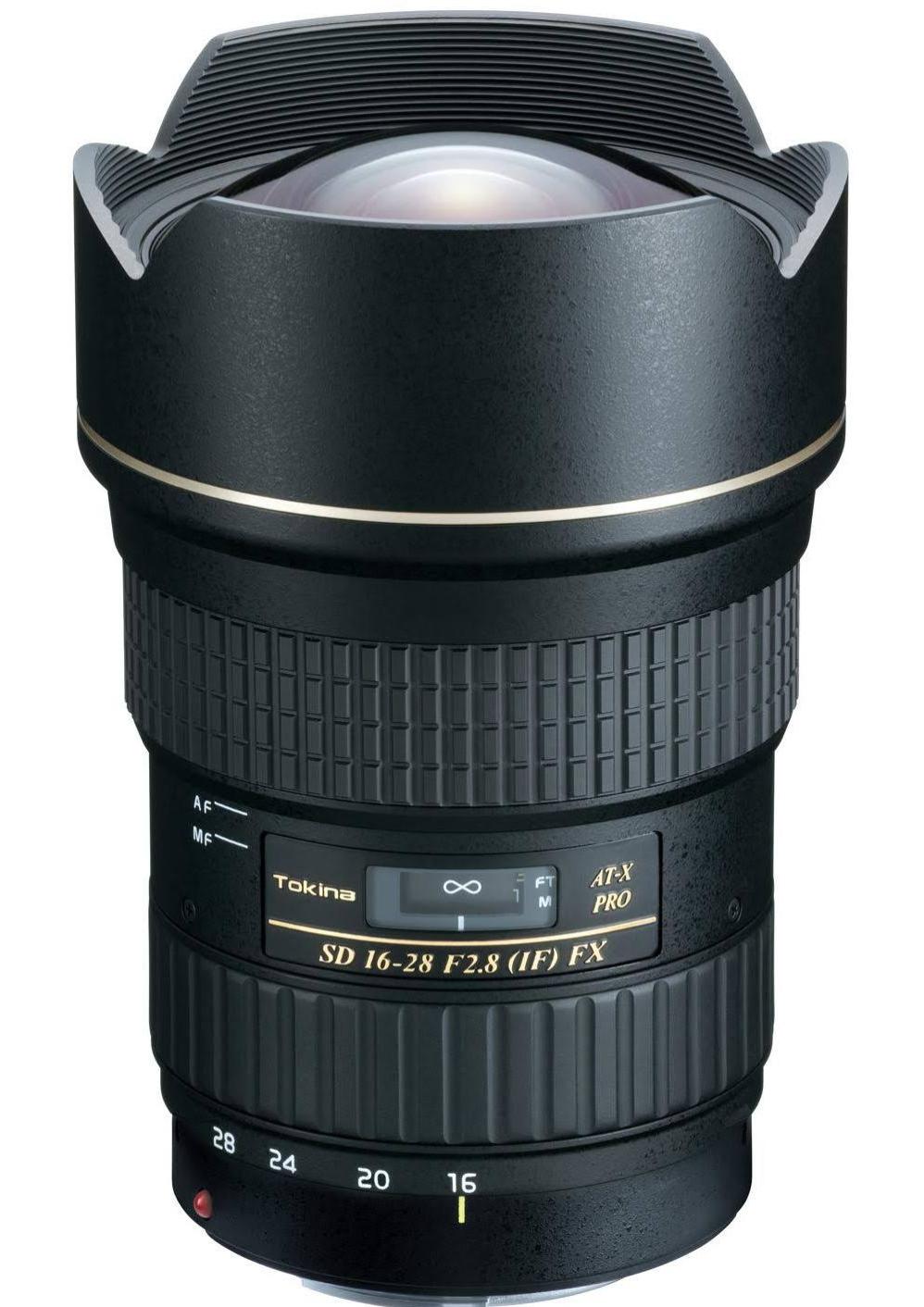 Tokina At-X 16-28Mm F/2.8 Pro Fx Canon
