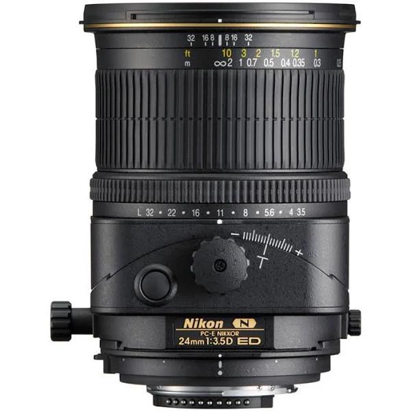 Nikkor PC-E 24mm f/3.5 D ED