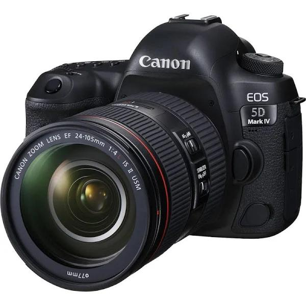 Canon EOS 5D Mark IV + 24-105mm F4.0 L II