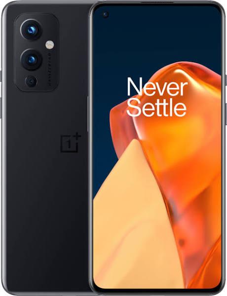 OnePlus - 9 5G 128Gb Unlocked - Astral Black - LE2115 - 6921815615613