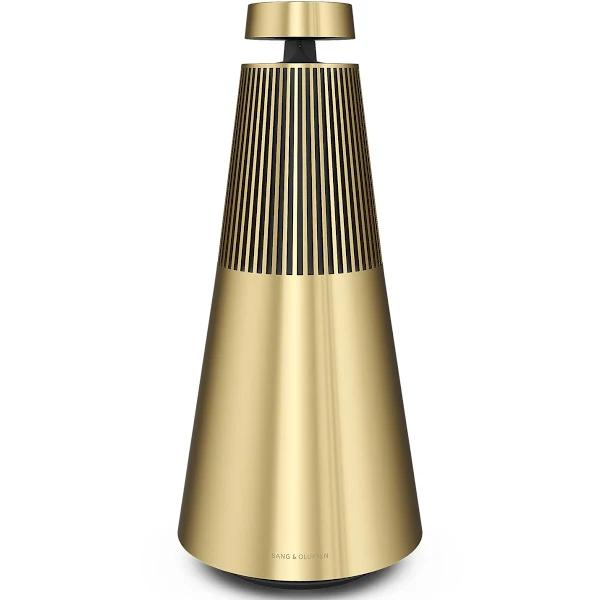 Beosound 2 with The Google Assistant, Brass Tone, 360-audio Wireless Speaker | B&O | Bang and Olufsen