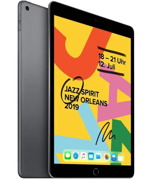 Apple iPad 32 GB Space Grey MW742FD/A