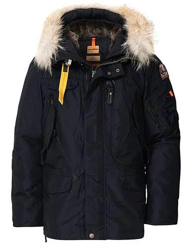 Parajumpers jacka / Storlek: S / Parajumpers Right Hand Masterpiece Parka Navy