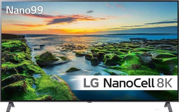 """LG 65NANO996NA - 65"""" NanoCell-TV med äkta 8K och intelligent processor"""