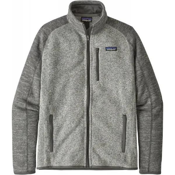 Patagonia Better Sweater Jacket - Nikel with Forge Grey