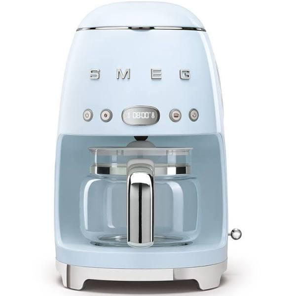 SMEG DCF02PBEU Kaffebryggare, Pastellblå