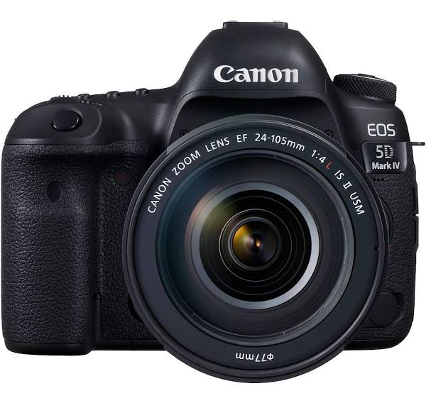 Canon EOS 5D Mark IV Kit (EF 24-105mm F4L IS USM II)