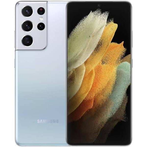 Samsung Galaxy S21 Ultra 16GB/512GB - Silver (Snapdragon)