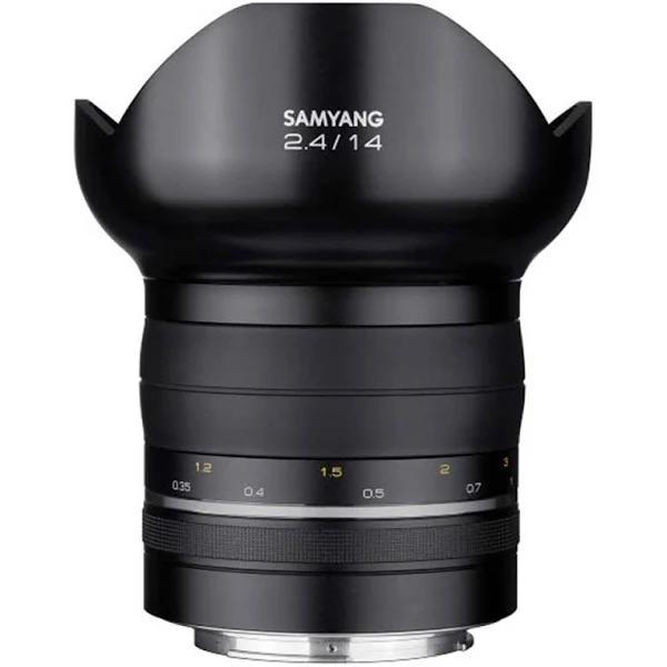 Samyang Premium XP 14 MM F/2.4 Canon EF