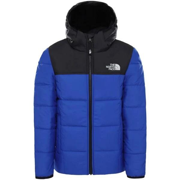 The North Face Reversible Perrito Jacket Boys TNF blue