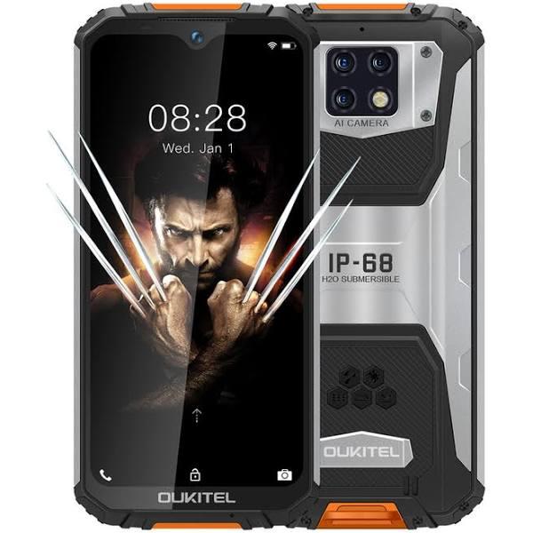 Oukitel WP6 tålig telefon med stort batteri - Svart