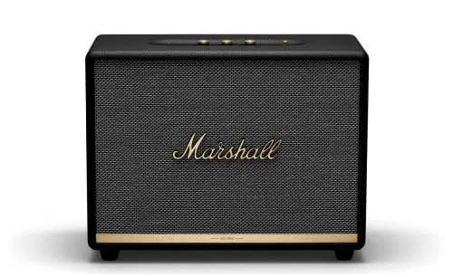 Marshall Woburn II Bluetooth Speaker, Black