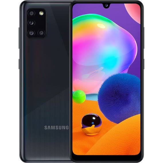 Samsung Galaxy A31 A315 6GB/128GB Dual Sim - Black