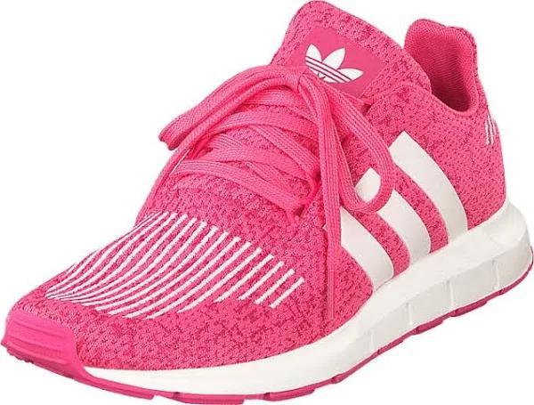 Rosa adidas Originals Sportskor   Swift Run J Sesopk/ftwwht/sesopk