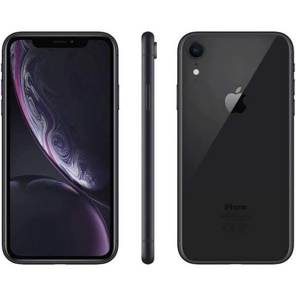 Apple iPhone XR - 256 GB - Svart