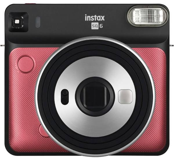 Instax Square Sq-6 Ruby Red
