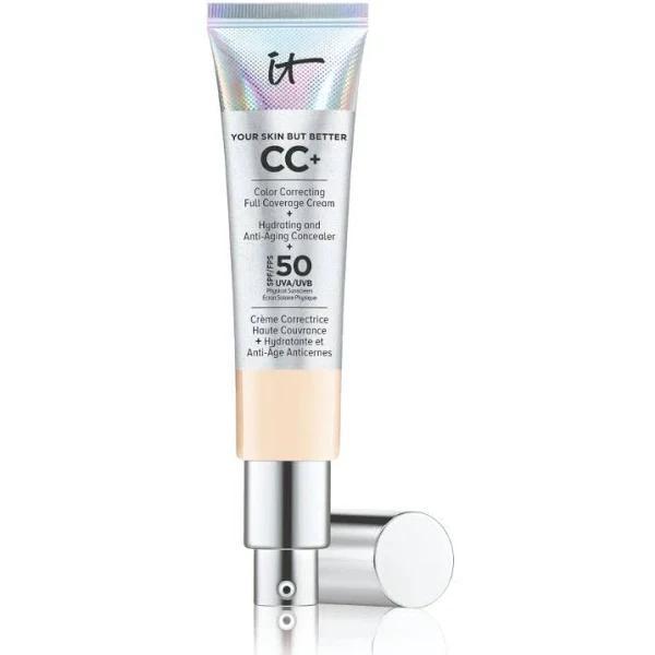 IT Cosmetics Your Skin But Better CC+ SPF50+ Fair Light - Makeup - CC-cream