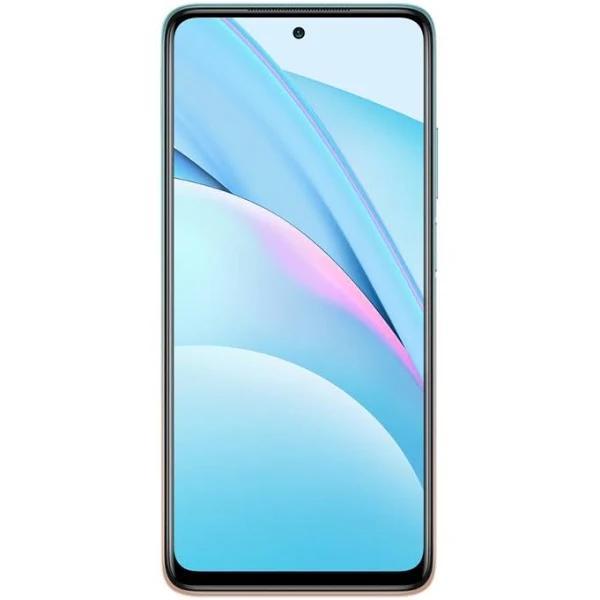 """Xiaomi MI 10T Lite 5G - Pekskärmsmobil - dual-SIM - 5G NR - 64 GB - 6.67"""" - 2400 x 1080 pixlar - RAM 6 GB (16 MP främre kamera) - 4x bakre kameror -"""