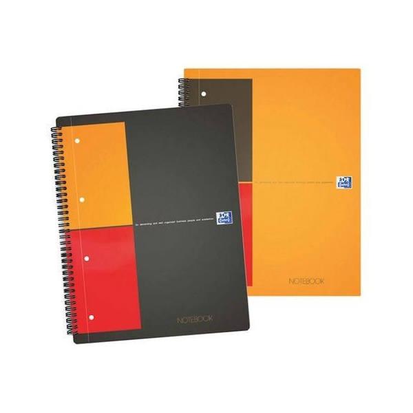 Anteckningsblock OXFORD NoteBook A4+linj