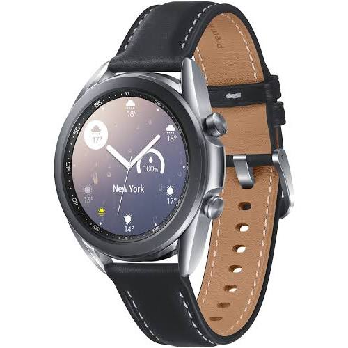 Samsung Galaxy Watch 3, 45mm Mystic Black