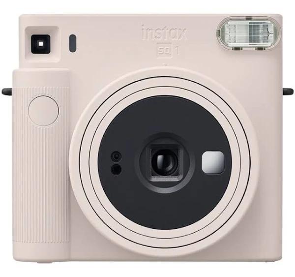 Fujifilm Instax SQUARE SQ1 - Instant camera - objektiv: 65.75 mm - instax SQUARE kritvit