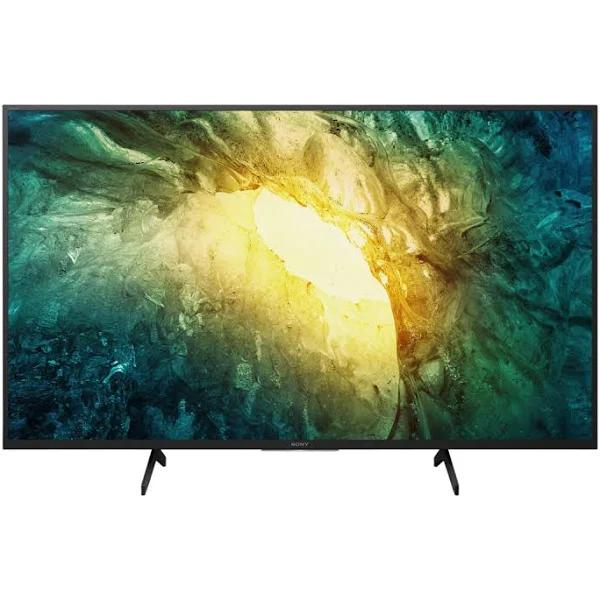 "Sony 49"" UHD LED Smart TV KD49X7005 (2020-modell)"